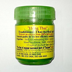 Hong Thai traditional Thai herbal inhalant - Hít trị xoang